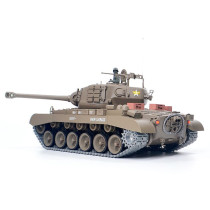 1:16 American Pershing M26 Heavy Tank 2.4G Remote Control Model Military Tank with Sound Smoke Shooting Effect