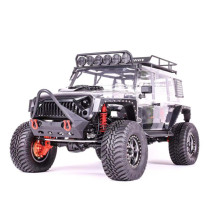 Traction Hobby Founder Ⅱ 1/8 2WD/4WD Climbing Car Electric Remote Control Car - KM4 Gate Bridge Edition