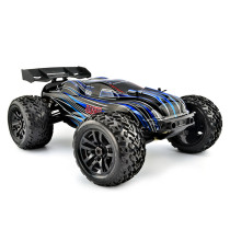 JLB Racing 1:10 4WD RC Brushless Off-road Truck Waterproof RC Car with Wheelie Function - RTR Version