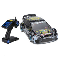 HSP 94177 1:10 4WD Double Speed Methanol Fuel Powered RC Off-road Car Racing Car