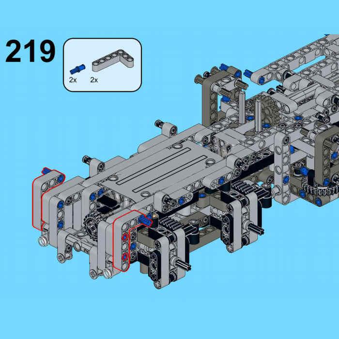 Technic Liebherr LTM1750-9.1, 7068Pcs 1:20 2.4G RC Crane Model Building Blocks, Custom Construction Vehicle Model kit