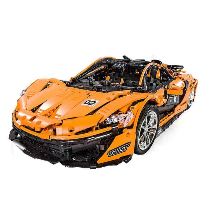 3228Pcs-Technic-McLaren-RC-Car-Model-1:8-Sports-Car-Building-Blocks-Construction-Toys