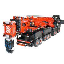 Technic Liebherr LTM11200, 7692pcs Technic Liebherr RC Crane Model Building Kit