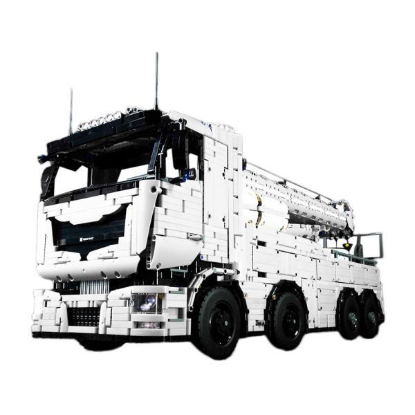 10190Pcs Technic Moc RC Tow Truck MkII Model Building Block Car Model Construction Toys