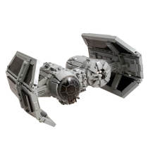 1494Pcs Moc Star War TIE Bomber Building Block Model Construction Toys- Rcfancier