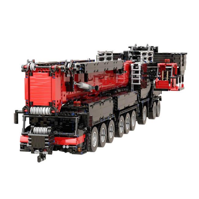 7068Pcs Moc Technic LTM1750-9.1 RC Crane Building Block Model -Rcfancier