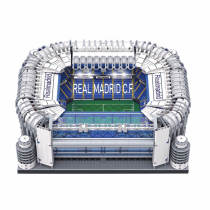4750Pcs Moc Sports Stadium Building Block Model DIY Building Construction Toys with Light -Rcfancier