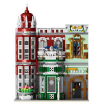 3050+Pcs MOC Antique Collection Building Block Model Assembly Construction Toys with Light