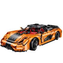 4239Pcs Technic Konigseg Dynasty 1:8 DIY Sports Car Building Blocks Construction Toys