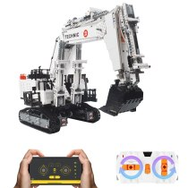 4342Pcs 2.4G RC Technic Excavator Engineering Vehicle Construction Model Building Blocks Toy