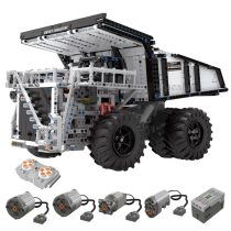 2044 Pcs MOC RC Mine Truck Engineering Vehicle Car