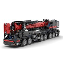 4325Pcs 2.4g Grove GMK6400 III RC Crane Building Block Toys