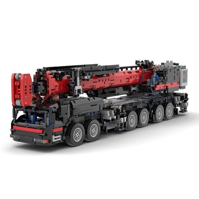 4325Pcs 2.4g Grove GMK6400 III RC Crane Building Block Toys