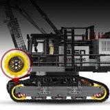 4342Pcs 2.4G RC Technic Excavator Engineering Vehicle Construction Model Building Blocks Toy