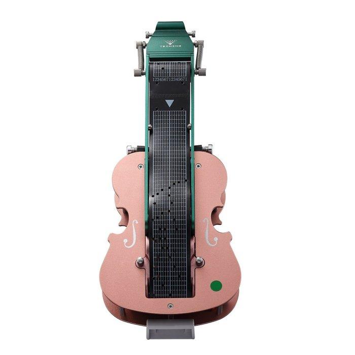 Teching Assemble Metal Violin Model Music Box Educatonal Toys
