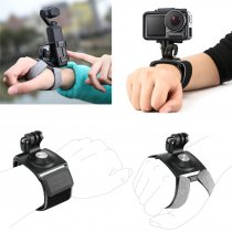PGYTECH Wrist Strap Belt Hand Strap Palm Strap Fixed Band for DJI OSMO POCKET/OSMO POCKET Gopro Series Action Camera