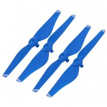 2 Pairs Colourful Propeller Quick Release Blades Straight Oar for DJI Mavic Air