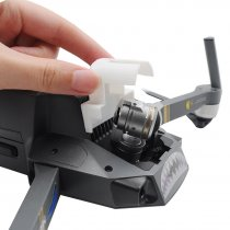 Three dimension Printing Fixed Holder for STARTRC Mavic Pro Gimbal Portable Support - White