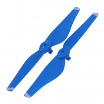 1 Pair Colourful Propeller Blades Quick Release Blades for DJI Mavic Air Straight Oar