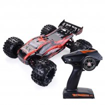 ZD Racing 9021-V3 1/8 2.4G 4WD 80km/h High Speed RC Car Electric Truggy Vehicle RTR Model - Red
