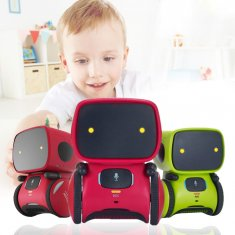 Children Intelligent Interactive Early Education Robot with Acoustic Interaction Singing Touch Sensitive Voice Loop Voice Messages Function English Version