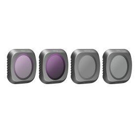 Sunnylife 4Pcs Filters for DJI MAVIC 2 PRO - MCUV CPL ND4 ND8 Filter