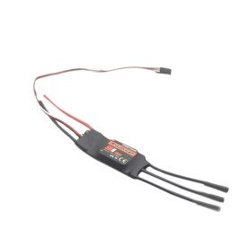 Haoying Skywalker 50A Electric Speed Controller Brushless Electric Four-axis Six Axes Fixed Wing with Cooling Fin for Car Boat