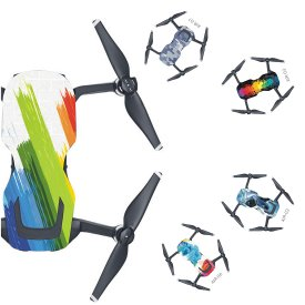 Recycle PVC Sticker Decal Skin Cover for DJI Mavic Air