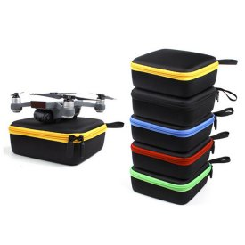 Mini Portable Storage Handbag Carrying Bag Case Can Hold UAV Body Battery Propellers Cable + Remote Controller Bag Case for DJI Spark Drone Camera Accessories