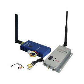 Partom 2.4G 1000MW Transmitter and Receiver Kit
