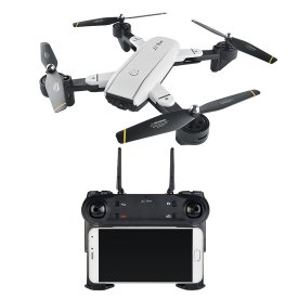 SG700 Foldable Quadcopter RC Drone with 0.3MP Wifi Camera