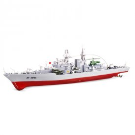 78cm 1:275 Military Smasher Destroyer RC Ship Toy