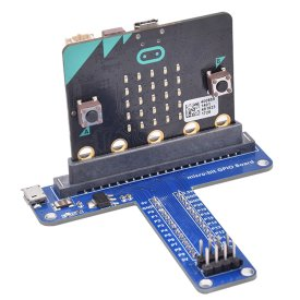 Python Programming Maker Education Micro:bit T Shape Development Board Expansion Board