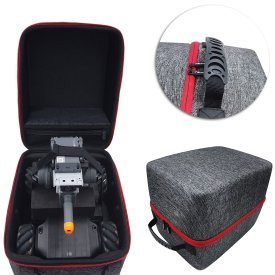 Camera Handbag Storage Bag Organizer with Gimbal Holder for DJI RoboMaster S1 Educational Robot