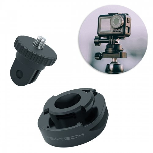 PGYTECH Tripod Adapter Expansion Kit for DJI OSMO ACTION