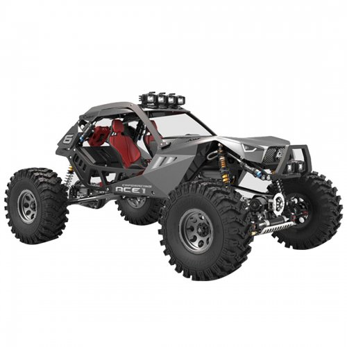 Capo ACE1 4X4 1:10 Simulated Rock Crawler Off-road Vehicle Model - KIT Bulk Version