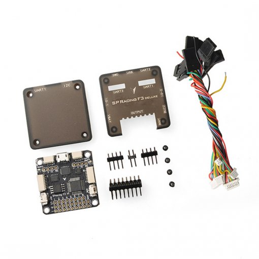 Pro SP Racing F3 Flight Controller Deluxe 10DOF with Barometer for DIY Mini 250 RC Quadcopter FPV Multicopter