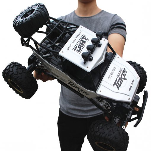 37cm 1:12 2.4G 4WD Extra-large Climbing Car RC Dual Motor Off-road Vehicle Monster Trucks Model Toy