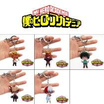 Anime My Hero Academia Izuku Midoriya Katsuki Bakugou All Might Acrylic Pendant Keychain Keyring Cosplay Collection Otaku Gift