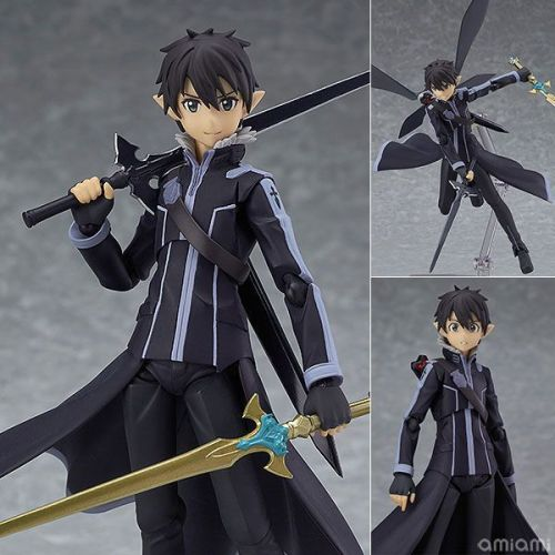 Sword Art Online II Kirito Tonggu and people ALO movable DOLL Action Collectible Statue Toy Figure