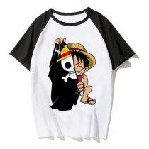 One Piece T Shirt Japanese Anime Shirt Men T-shirt Luffy T Shirts Clothing Tee Shirt Printed Tshirt Short Sleeve Top Tee