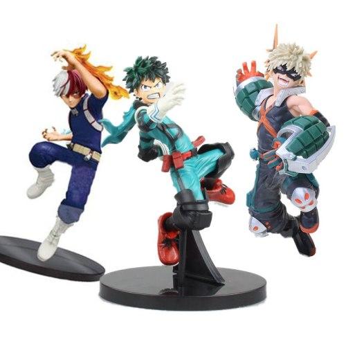 My Hero Academia Midoriya Izuku Combat move the amazing heros Action figure toys My Hero Academy Boku deku no hero Figurine