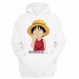 One Piece Hoodie Luffy Hoodies Japanese Anime One Piece Anime Clothing Cotton Sweatshirt Harajuku Brand Sweatshirs Hip Hop