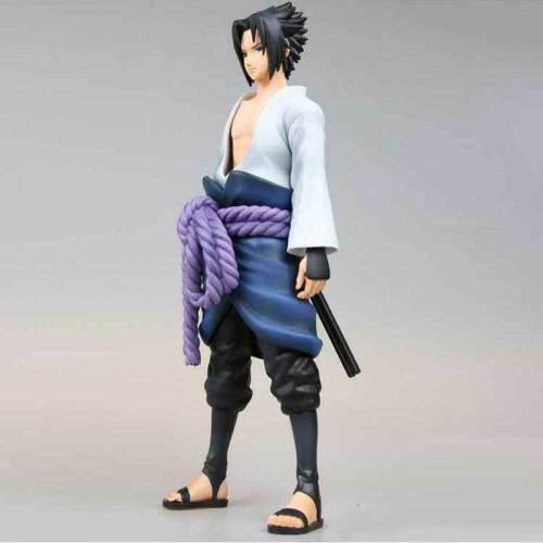 New anime Souls Figurines Uchiha Sasuke Naruto Shippuden Grandmaster Shinobi Relations Uchiha Sasuke Figure Pvc action Toy