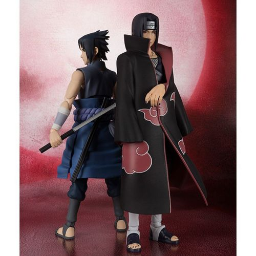 NEW hot 16cm Naruto Uchiha Itachi action figure toys collection Christmas gift with box