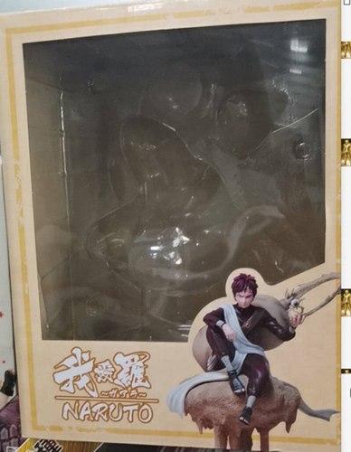 Anime Naruto Shippuden Kazekage Sabaku No Gaara Collectible Model PVC Action Figure Toys 22cm