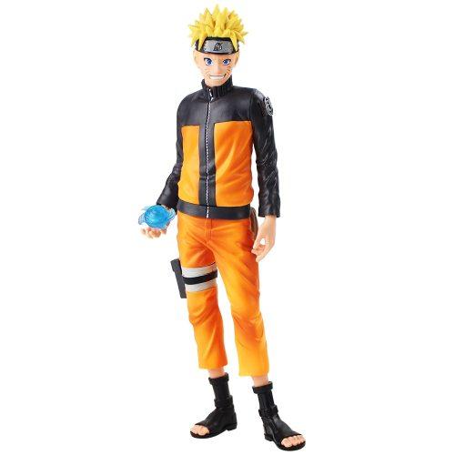 28cm Anime Naruto Shippuden Uzumaki Figure Toys Grandista Shinobi Relations Figurine PVC Model Collectible Dolls