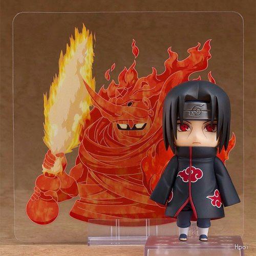 15cm Nendoroid 820 Naruto Character Uchiha Itachi Action Figure Toys