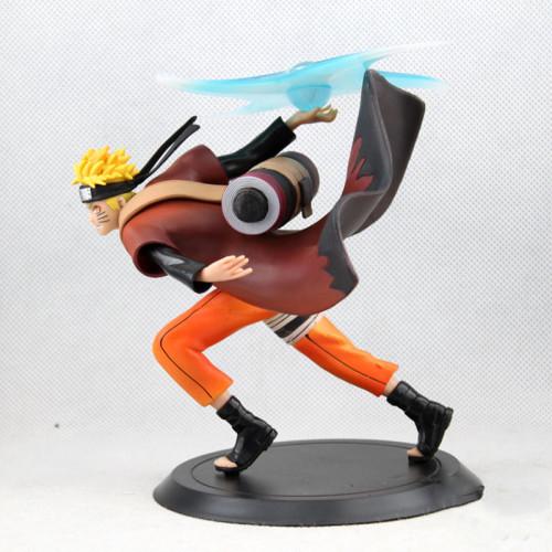Naruto Uzumaki Naruto Rasengan Action Figures Toys Japan Anime Naruto Figure Collection PVC Model Toy for Anime Lover 15cm N136