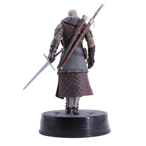 Witcher 3 Wild Hunt Figure Deluxe Geralt Grandmaster Action Figure Collection PVC Model Toys Gift for Birthday